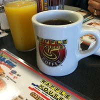 Photo taken at Waffle House by Brian S. on 12/31/2012