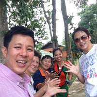 Photo taken at Pa Ngam Adventure Town by Nattapon A. on 6/10/2014