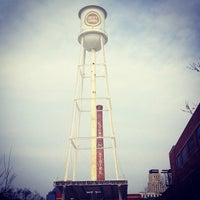 Photo taken at Lucky Strike Water Tower by Frances S. on 3/16/2013
