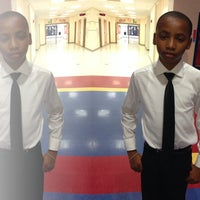 Photo taken at Peachtree Middle School by Sophia A. on 10/3/2013