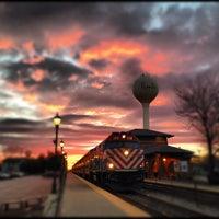 Photo taken at Metra - Roselle by H. Michael M. on 11/1/2012