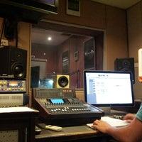 Photo taken at Soundwave Sound Studio by Phongpol S. on 4/22/2013
