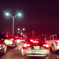Photo taken at Lincoln Tunnel Helix by Ethan t. on 12/16/2012