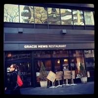 Photo taken at Gracie Mews Diner by Chelsea V. on 11/1/2012