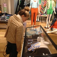 Photo taken at J.Crew by Kevin W. on 2/10/2013