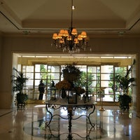 Photo taken at DoubleTree by Hilton Hotel Torrance - South Bay by Stefanie N. on 1/28/2013
