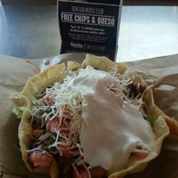 Photo taken at Qdoba Mexican Grill by Ivett P. on 10/19/2013