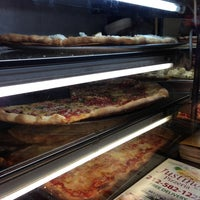 Photo taken at Justino's Pizzeria by frosty on 11/17/2012