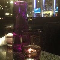Photo taken at City Restaurant Bar Amis by djeeenie on 1/26/2013