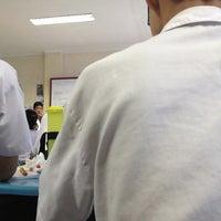 Photo taken at SMA Sutomo 1 Medan by Faustina Y. on 8/15/2013