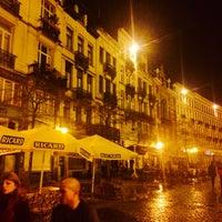 Photo taken at Le Bar à Gilles by Julien L. on 3/17/2015
