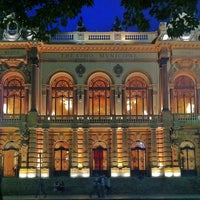 Photo taken at Theatro Municipal de São Paulo by inominado on 4/23/2013