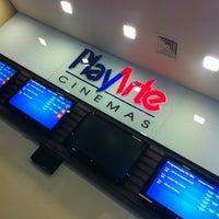 Foto tirada no(a) PlayArte Cinemas por George em 5/18/2013