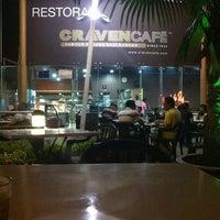 Photo taken at Craven Café by Mazlan@Bell on 9/30/2012