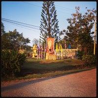Photo taken at Mountain View Resort, KhaoYai by Wataru N. on 10/23/2013