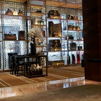 Photo taken at Louis Vuitton by Nǿuƒ M. on 10/17/2012