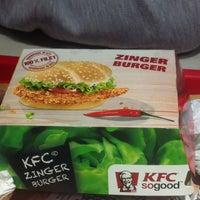 Photo taken at KFC by Lissa on 2/18/2013