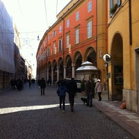 Photo taken at Via Emilia Centro by Laura T. on 12/9/2012