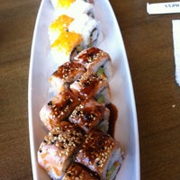Photo taken at Kampai by Cristy T. on 8/1/2013