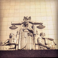 Photo taken at Los Angeles Superior Stanley Mosk Courthouse by Countess Rose P. on 7/18/2013