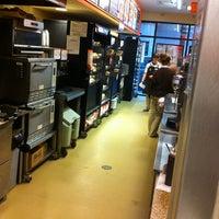 Photo taken at Dunkin' Donuts by Jordan H. on 1/13/2013