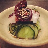Photo taken at Masu Sushi by Stephen W. on 10/26/2012