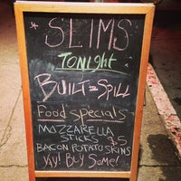 Photo taken at Slim's by Brian W. on 4/28/2013