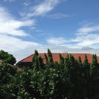 Photo taken at SMAN 47 by Fanisa W. on 6/4/2013