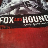 Photo taken at Fox and Hound Bar & Grill by L Troy A. on 11/10/2012