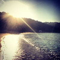 Photo taken at Cala Canyelles by Helena C. on 7/26/2013