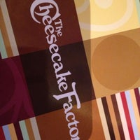 Photo taken at The Cheesecake Factory by Angel H. on 2/23/2013