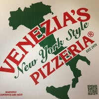 Photo taken at Venezia's Pizzeria by Allan D. on 11/25/2012