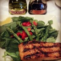 Photo taken at Minervas Restaurant by Mary Ann on 4/25/2013