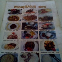 Photo taken at Warung Bagus by Agustinus A. on 5/28/2014