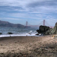 Photo taken at China Beach by D T. on 9/22/2012