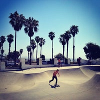 Photo taken at Skater's Point by Damien F. on 5/10/2013