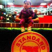 Photo taken at Standard Burger by Joe C. on 9/28/2012