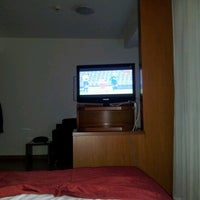 Photo taken at Tulip Inn Paulista Convention by Paddy Y. on 11/7/2012