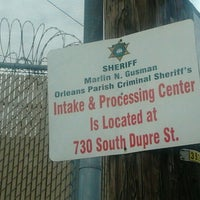 Photo taken at New Orleans Central Lock-Up by Joshua C. on 12/29/2012