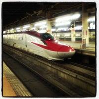Photo taken at Ōmiya Station by Giccky on 12/23/2012