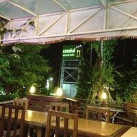 Photo taken at Verde Montana Restaurant by Chaiyarat C. on 7/6/2013