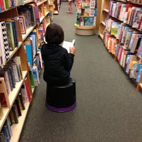 Photo taken at Barnes & Noble by Mario V. on 6/2/2013