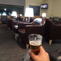 Photo taken at United Club by Mario V. on 10/17/2013