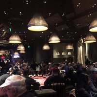 Photo taken at Aria Poker Room by ☮ Tatiana K. on 11/19/2015