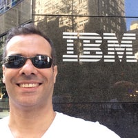 Photo taken at IBM Midtown by Allan M. on 9/5/2015