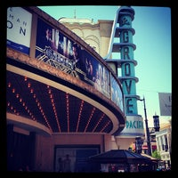 Photo taken at Pacific Theatres at The Grove by sean d. on 5/12/2013