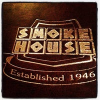 Photo taken at Smoke House Restaurant by sean d. on 2/8/2013