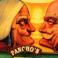 Photo taken at 帕喬斯墨西哥廚房 Pancho's Mexican Burrito Bar by Arttu L. on 12/5/2012