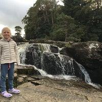 Photo taken at Falls Of Dochart by Jill C. on 9/2/2016