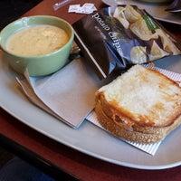 Photo taken at Panera Bread by Reid G. on 12/17/2013